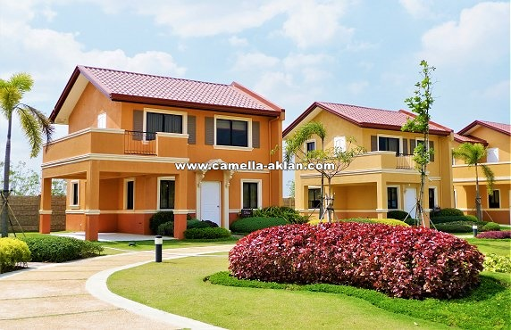 Camella Aklan House and Lot for Sale in Aklan Philippines