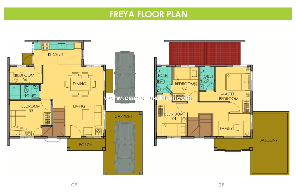 Freya  House for Sale in Aklan