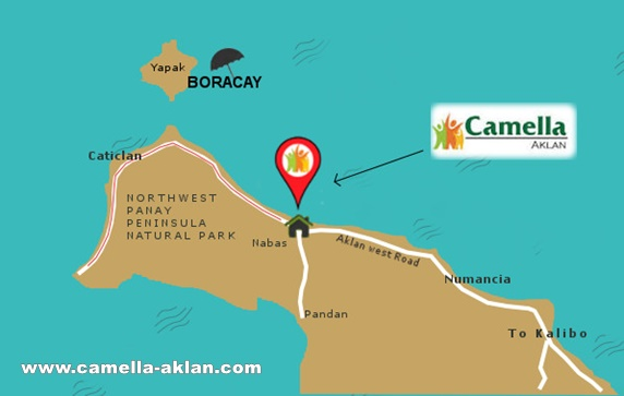 Camella Aklan Location and Amenities