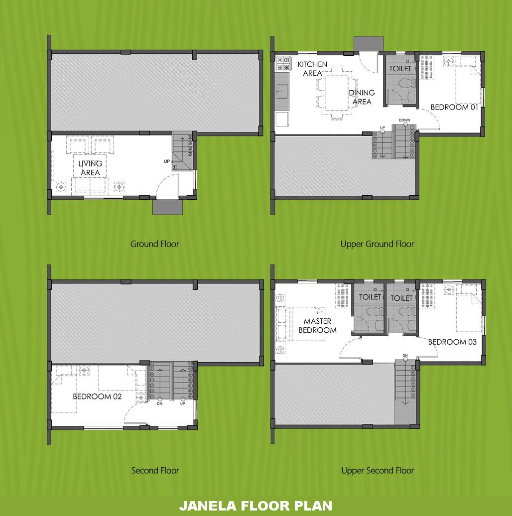 Janela  House for Sale in Aklan