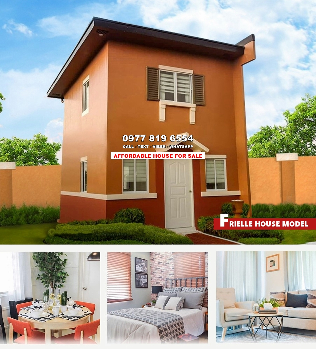 Frielle House for Sale in Aklan