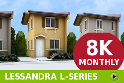 Lessandra Affordable Houses in Camella Aklan